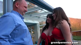 GrandParentsX Innocent Teen And Her Artful Sexual Experi