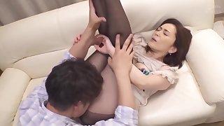 Asian Perverted Lean Milf Hot Sex Video