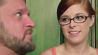 Penny Pax redhead slick operator permanent porn clip