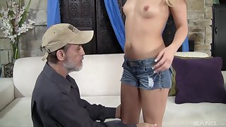 Check b determine wild sex Megan Sweet is more than will not hear of knees till such time as a facial