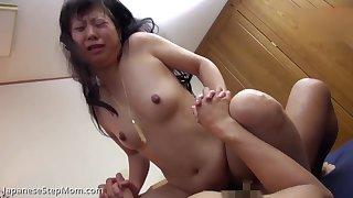 Japanese Step Milfs are Virgins Again - mom