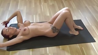 Hot Give someone a buzz Nude Yoga
