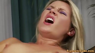 Palmy Hair Lady Cherry pounded hard